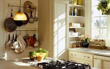Tuyệt chiêu thiết kế phòng bếp nhỏ