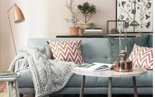 Bắt kịp xu hướng trang trí nhà hiện đại cùng gam màu hồng bụi