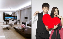 Thăm căn hộ cao cấp của cặp đôi địa ốc Bi Rain và Kim Tae Hee