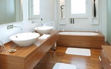 Bí quyết để có một phòng tắm đẹp như tranh mà ít tốn kém