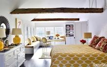 Gợi ý gam màu tuyệt đẹp cho phòng ngủ mùa thu