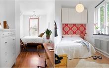 Bất ngờ với những ý tưởng thiết kế phòng ngủ siêu nhỏ