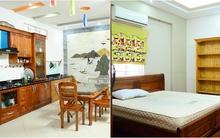 Căn phòng cho thuê với đầy đủ tiện nghi ở Cầu Giấy, Hà Nội