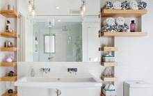 10 cách cực rẻ để tân trang phòng tắm thêm bắt mắt