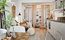 Cách bài trí nội thất tuyệt đẹp của căn hộ 33m²