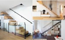 Những mẫu cầu thang khiến bạn nhìn mà không thể không mê