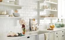 Mãn nhãn với những phòng bếp đẹp lung linh của người nổi tiếng