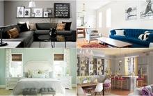 Gợi ý chọn màu sơn trang trí chuẩn như nhà thiết kế