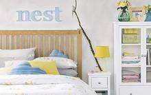 6 cách trang trí tường phòng ngủ hiệu quả cao với chi phí thấp