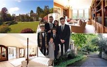 Mãn nhãn với biệt thự hơn trăm tỷ đồng gia đình Beckham sắp sở hữu