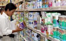 Đầu năm, sữa bột ngoại tăng giá