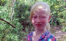 Giáp mặt cô gái 'tuyết' người Khmer