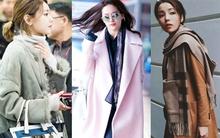 Các người đẹp Châu Á mặc gì để đối chọi những ngày đại hàn buốt giá