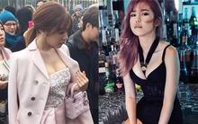 """Những """"thềm ngực"""" nóng bỏng, gợi cảm đến mê lòng của showbiz Hàn"""