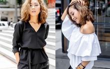 Gợi ý kết hợp đồ chuẩn mốt với 2 kiểu quần vải hot nhất hè này