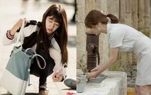 Nhờ phim Hàn mà loạt món trang phục và phụ kiện được bán hết sạch như thế này đây