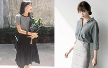 5 thiết kế váy midi tuy đơn giản nhưng linh hoạt với đủ cách kết hợp duyên dáng từ dạo phố đến sở làm