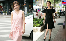 Cả tuần đầy lãng mạn với những thiết kế váy áo đẹp tinh khôi