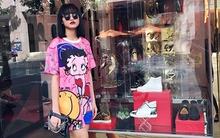 """Một mình Quỳnh Mai """"cân"""" cả dàn sao Việt với street style siêu độc tuần này"""