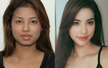 3 người đẹp vừa đăng quang đã vướng ngay nghi án thẩm mỹ