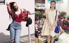 """Angela Phương Trinh quyến rũ, Phạm Hương """"hiền"""" nhất street style tuần này"""