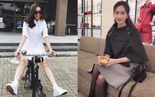 Phạm Hương trẻ trung như nữ sinh, Thu Thảo hóa tiểu thư đài các trong street style tuần này