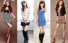 Toàn tập bí quyết chọn giầy cực hay cho quý cô công sở