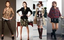 4 kiểu áo khoác không thể thiếu trong đông lạnh