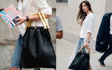 20 mẫu túi đen bằng da để bạn tận dụng mọi hoàn cảnh