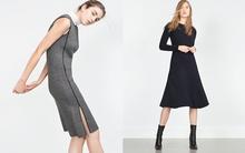 13 mẫu váy liền chất dày dặn tôn vinh vóc dáng phái đẹp mùa Thu/Đông này