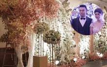 Đám cưới đẹp lung linh của nữ cơ trưởng Huỳnh Lý Đông Phương với chú rể