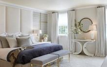 Học hỏi 20 cách phối màu tuyệt vời cho phòng ngủ (Phần 2)