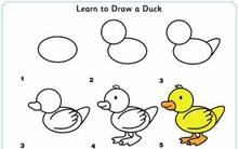 Gợi ý siêu đơn giản giúp bố mẹ dạy con học vẽ