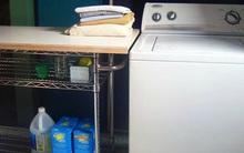 Mách bạn vệ sinh máy giặt sạch bong chỉ với 7 bước siêu tốc