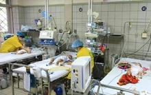 Trời chuyển lạnh, nhiều trẻ em phải nhập viện