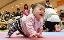 600 trẻ em Nhật Bản lập kỷ lục thế giới mới môn... bò