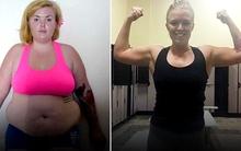 Người phụ nữ đã giảm 50kg nhờ động lực muốn trở nên hoàn hảo trong mắt con