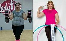 Cách lắc vòng cực đơn giản đã giúp người phụ nữ này giảm 40kg
