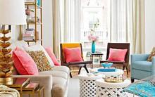 Căn nhà ưng ý cho nữ chủ nhân mê màu sắc