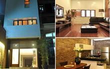 Ngắm ngôi nhà hình hộp diêm cực cá tính ở Hà Nội