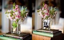 2 cách làm bình hoa đẹp xinh từ lọ thủy tinh cũ