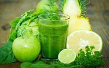 Giảm cân và thải độc cơ thể với 5 loại đồ uống