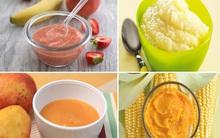 Top 10 thực phẩm giàu dinh dưỡng cho bé 9 tháng tuổi