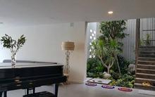 Cuộc sống yên bình của Hà Hồ trong căn biệt thự có vườn rau sạch mát mắt