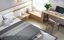 5 mẫu phòng ngủ cao cấp bất chấp diện tích cực khiêm tốn