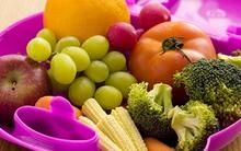Thực phẩm giúp bé nói không với ốm trong mùa lạnh