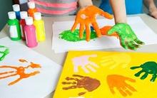 2 cách tự chế màu vẽ không độc hại cho bé