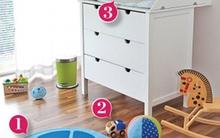 4 ổ vi trùng trong phòng bé mẹ cần đề phòng