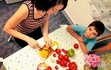 7 lý do nên cho con ăn uống lành mạnh từ nhỏ