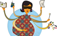 Hạn chế nôn ói trong thai kỳ với 8 phương pháp tự nhiên